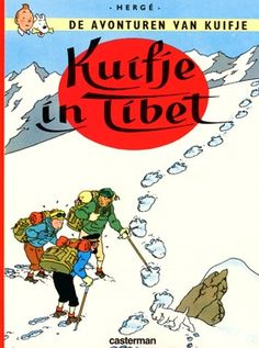 Kuifje in Tibet