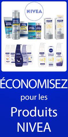 Économisez pour les produits Nivea.  http://rienquedugratuit.ca/coupons/economisez-pour-les-produits-nivea/