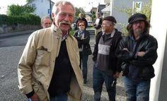 José Bové en Béarn : « Député européen, c'est un sport de combat »