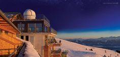 Sternderl schau'n beim Pacheiner: Österreichs modernste Hotelsternwarte