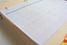 40 pages of amazing organizing printables. Finally get your health and ...