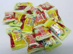 Lychee Candies Awesome Candies taste like the real fruit!!!