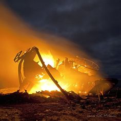Fire Horse....        by ikithule, via Flickr
