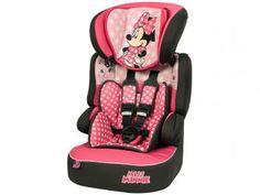 Cadeira para Auto Disney Minnie Mouse - Beline SP para Crianças de 9 até 36kg