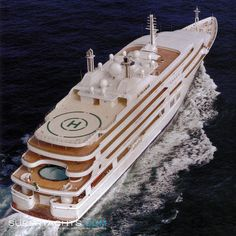 Al Salamah Yacht Photos - Lurssen Yachts motor yacht