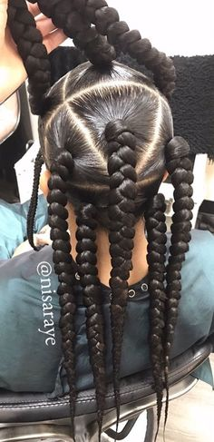 Angelic 23 Box Braids for Lil Girls Angelic 23 Box Braids for Lil Girls Kids Box Braids, Big Braids, Blonde Box Braids, Girls Braids, Large Box Braids, Braided Hairstyles For Black Women, African Braids Hairstyles, Lil Girl Hairstyles Braids, Fun Hairstyles