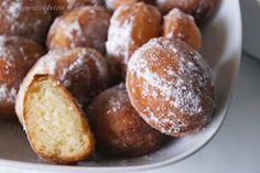 Receitas para a Felicidade!: Donuts Rápidos