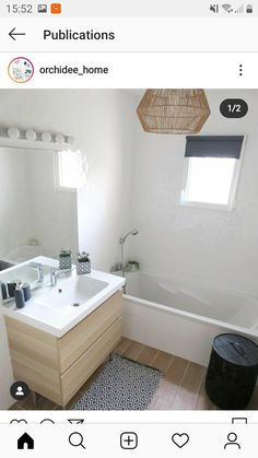 Corner Bathtub, Bathroom, Instagram, Watch, Washroom, Full Bath, Bath, Bathrooms, Corner Tub