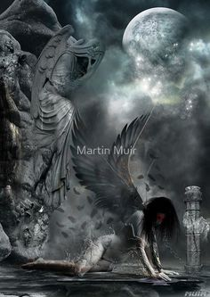 Paradise lost by Martin Muir