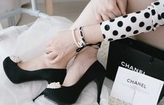 chanel, chanel, chanel! Whole package....