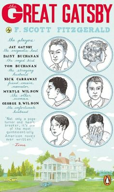 the portrayal of the 1920s america in fitzgeralds the great gatsby Social / political context of the great gatsby class in 1920s america  more on fitzgerald's  nick's language is particularly negative in his portrayal.