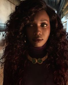 "Boris Mojsovski Csc on Instagram: ""All right you crazy people - finally here is a picture of our lovely and talented Anna @the_annadiop #titans #titansseason3 @dctitans…"""