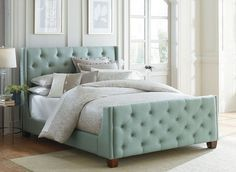 Upholstered Beds  c