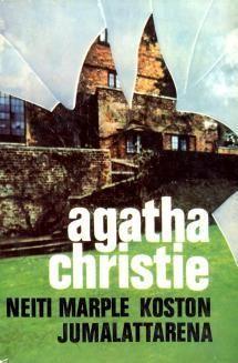 Agatha Christie: Neiti Marple koston jumalattarena | Kirjasampo.fi - kirjallisuuden kotisivu