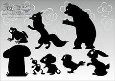 Театр теней для детей Nutcracker Christmas, Christmas Diy, Shadow Theatre, Cute Box, Silhouette Art, Camping With Kids, Art Wall Kids, Preschool Activities, Puppets