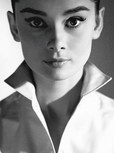 Audrey Hepburn Cathy Jordan via Daria Cha onto People I would have liked to be a friend of...
