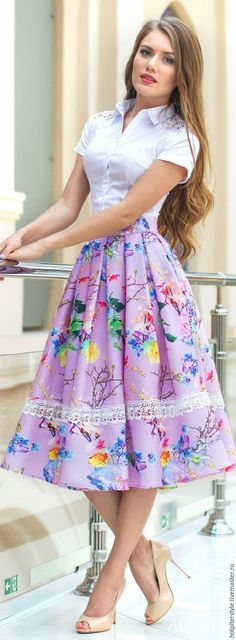 20 Ideas Skirt Outfits Summer Shirts For 2019 Modest Dresses, Trendy Dresses, Modest Outfits, Skirt Outfits, Modest Fashion, Cute Dresses, Dress Skirt, Girl Fashion, Dresses For Work
