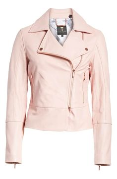 4f2d795e9 Ted Baker London Lizia biker jacket Leather Jacket