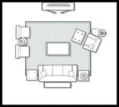 Furniture Placement In A Large Room Pinterest