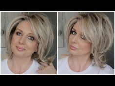 """Raquel Welch """"Upstage"""" Wig RL19/23SS Shaded Biscuit -First Look - YouTube"""