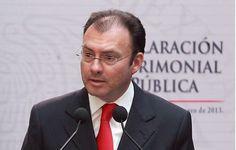Natalia Montero- Luis Videgaray, Secretario de Hacienda