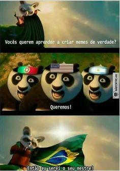 I think that& just what Brazil is doing well, because the rest is shit ! Brazil is king of memes The post I think that& just what Brazil is going to & appeared first on Memes BRasileiros. Memes Humor, Memes Status, Top Memes, Best Memes, Otaku Meme, Kung Fu Panda, Wtf Funny, Funny Images, Brazil