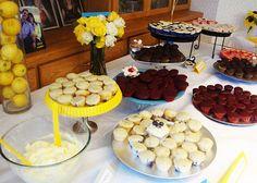 cupcake fondue party
