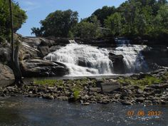Great Falls, CT. Photographed by Steve Russell.