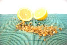 Λεμόνι και χαμομήλι για φυσικό ξάνθισμα μαλλιών
