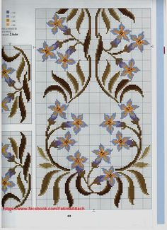 Tapestry Crochet, Filet Crochet, Bargello, Fiber Art, Needlepoint, Projects To Try, Cross Stitch, Kids Rugs, Embroidery