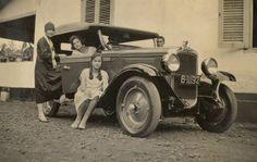 Nieuwe auto, juli 1929