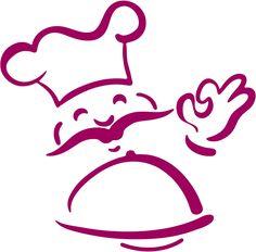 Sticker Cuisine Serveur                                                       …