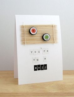 On a Roll by Amy Wanford, via Flickr