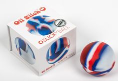 #OilSlick Balls are the newest airtight containers for storing your #concentrates using the cutting edge technology in storage containers. The Oil Slick Balls are composed of medical grade Platinum Cured silicone. They are ideal for storing the sticky concentrates and hold up to 14 grams but are ideal to hold about 10. The containers feature a non stick surface which allow your concentrate to easily maneuver to your tool rather than sticking to the Oil Slick container.