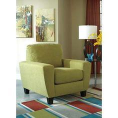 Sagen Chair in Basil