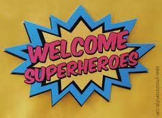 super hero classroom theme - Google Search