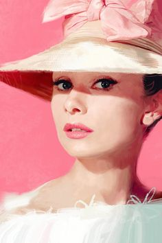Audrey by Dave Seguin