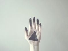 hipster triangle fashion jewlery swag
