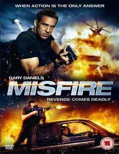 "Película: ""Misfire: Agente antidroga (2014)"""