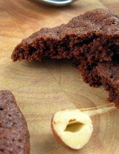 Haselnuss-Nutella-Kekse