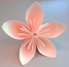 Kusudama Flower DIY Office Oragami