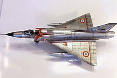 Dassault Mirage III C - 1:48 Academy ( ex Fujimi)