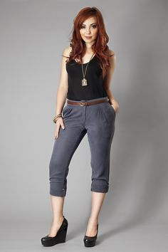 www.ethicalocean.com/i/lpk81y1    Tencel (fabric made from wood cellulose) Twill Women's Trouser Pant from Kali by Kali Clothing | Ethical Ocean $145.78