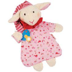 Binky Towel Doll Lammbada