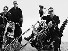 "#DepecheMode new album ""Spirit"" 2017 and ""Global Spirit Tour"" 2017/2018 http://www.depmode.com"