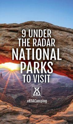 9 Under the Radar National Parks to Visit