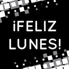 Es hora de iniciar una nueva semana, hazlo con la mejor actitud #felizlunes #actitudpositiva #felicidad