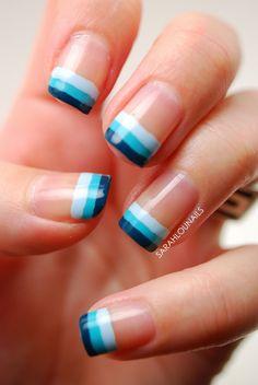Sarah Lou Nails #nail #nails #nailart