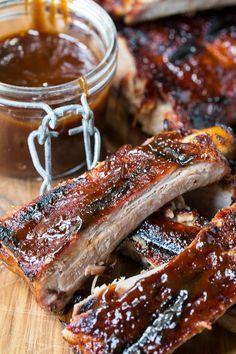 Grilling Recipes - Ribs on Pinterest | Ribs, Bbq Ribs and Rib Recipes