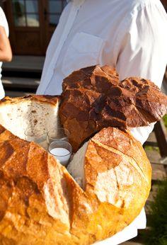 Bread and salt welcome/ przywitanie chlebem i solą